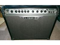 Line 6 Spider III 75 watt 1x12 guitar amp