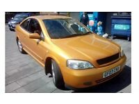 Vauxhall astra 2.2 bertone remapped