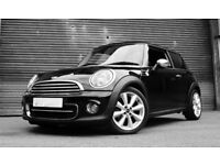 Stunning Mini Cooper diesel. BMW engined, fast, fun and classic design.