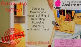 Handyman and Maintenance services
