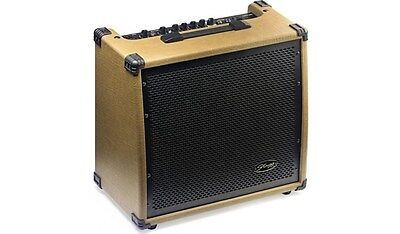 Stagg 60 AA R 60 Watt Acoustic Combo With Reverb - FREE P&P