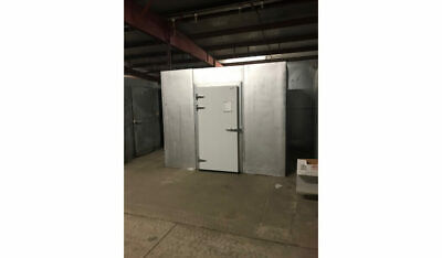 Used 8 X 10 X 8 Walk In Freezer - Excellent Condition