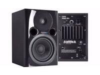 Fostex PM0.4n Studio Monitors - Speakers / Paired / Boxed / Black