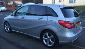 2012 Mercedes Benz B Class, B180 CDI BlueEFFICIENCY Sport 5d for sale