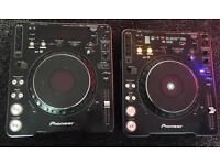2 X Pioneer MK3 1000