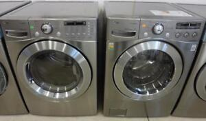 FRONT LOAD WASHERS DRYERS, APRIL SPRING SALE 15% Off