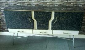 Vintage retro mid century sideboard, made by Arvin.