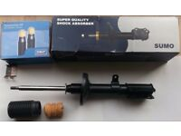 TOYOTA CARINA SHOCK ABSORBER. Rear Left with Strut Protection Cover by Sumo