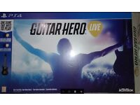 Guitar Hero Live for the PS4