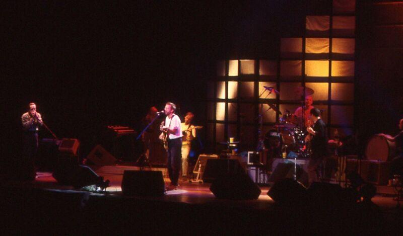 Eric Clapton, Vintage Blues Tour, Never Printed!!  Original 35mm color film