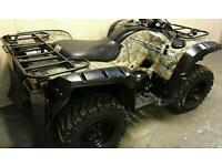 Yamaha Grizzly 2014 Quad Bike