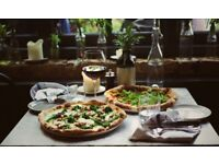 ELLC are seeking an enthusiastic, talented Pizzaiolo - Pizza Chef - Full time