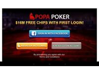 Poker chips ios android