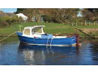 """Plymouth Pilot 18"""" Boat"""