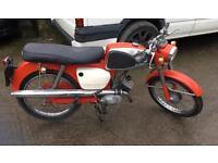 Classic Suzuki m12 supersport 50cc 1964/5