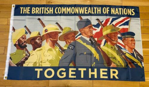 Commonwealth Together Flag British GB UK British Commonwealth