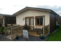 2 bedroom Cedarwood chalet in Mablethorpe