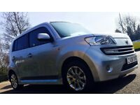 2008 DAIHATSU MATERIA, SILVER, EXCELLENT CONDITION, FSH, SUPERB DRIVE, LOW MILEAGE