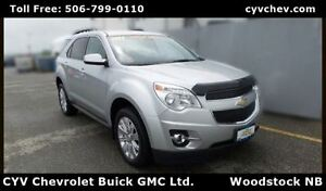 2012 Chevrolet Equinox 1LT AWD 3.0L V6 - $10/Day - Rear Camera,