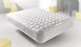 Brand new luxury 1500 pocket sprung mattress