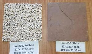 Stone and Ceramic Mosaic from $0.05/Pc as quantities last