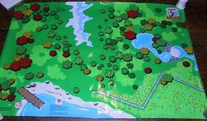 Thomas the Tank Engine play mat Glenorie The Hills District Preview