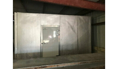 Used 15 X 20 X 9 Walk In Cooler - Excellent Condition