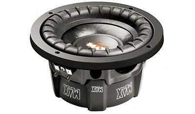"NEW (1) 6.5"" Subwoofer Replacement Speaker.4ohm.Woofer.6-1/2"" Sub.Bass.six inch"