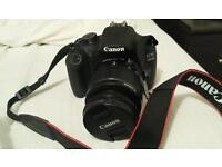 DSLR Canon 1200D + Lens