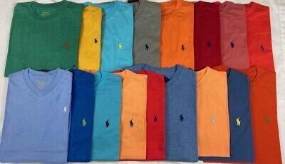 GENUINE Polo Ralph Lauren Boys T Shirt Short Sleeve 2,3,4,5,6,7,8,10/12,14/16