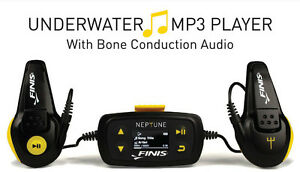 FINIS-Neptune-Underwater-MP3-Player-Swim-Pool-Waterproof-4GB-SwiMP3-NEW-2014