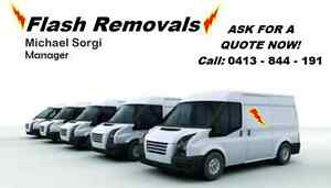 LOAD IT YOURSELF - Van service. The cheap do-it-yourself service. South Yarra Stonnington Area Preview