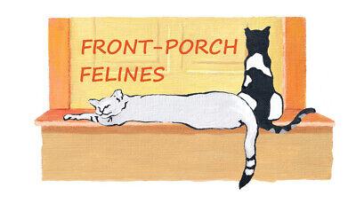 Front-Porch Felines