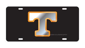 Tennessee Volunteers License Plate Ebay