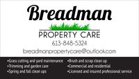 Breadman Property Care