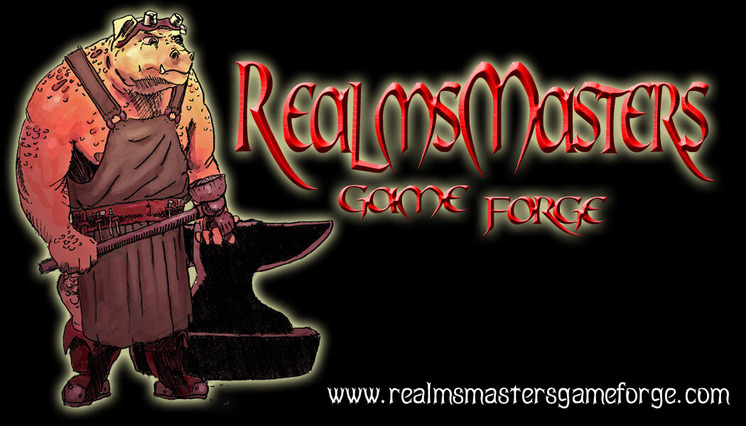 RealmsMasters Game Forge