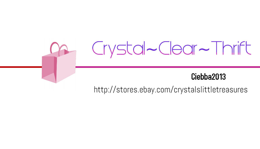 Crystal~clear~thrift
