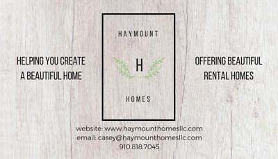 haymounthomes