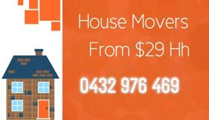 House movers from $29 H/h ******6469