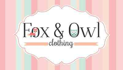 Fox and Owl Clothing