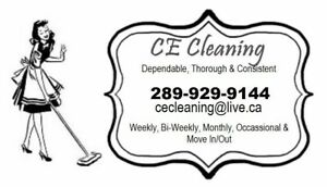 CE Cleaning Services; Commercial Cleaning For Over 7 Years