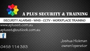 A Plus Security and Training Redcliffe Redcliffe Area Preview