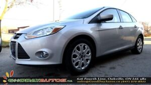 2012 Ford Focus SE|NO ACCIDENT|BLUETOOTH|HEATED MIRRORS