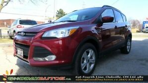 2013 Ford Escape SE|AWD|LEATHER|SUNROOF|NAVI|ALLOY|NO ACCIDENT