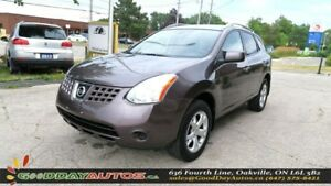 2010 Nissan Rogue SL|ONE OWNER|NO ACCIDENT|HEATED SEATS|CERTIFIE