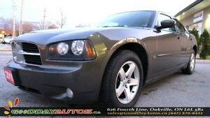 2010 Dodge Charger SXT|LOW KM|NO ACCIDENT|LEATHER|ALLOYS|CERTIFI