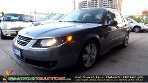 2008 Saab 9-5 Aero  NO ACCIDENT   LEATHER   ALLOY   HEATED   CER