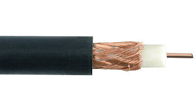 10 ft RFC600 low loss 50 Ohm Coax LMR600 compatible Extension Cable N Male USA