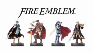 Looking for Fire Emblem Amiibo