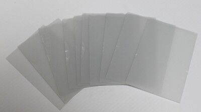 5 Pack Petg Clear Plastic Sheet 0.040 X 8 X 10 Vacuum Forming Rc Body Hobby